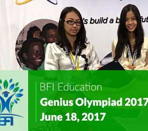 Genius Olympiad 2017 – A Great Achievement