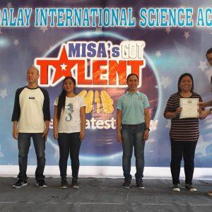 Saturday's MISA's Got Talent event was a great success