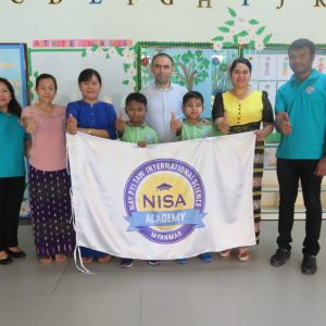 NISA Contender for 15th International Mathematics and Science Olympiad