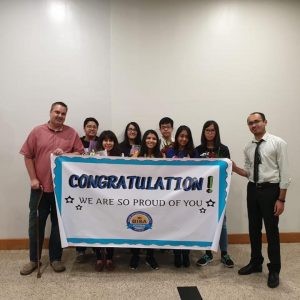 Congratulations to our BISA students for a great effort